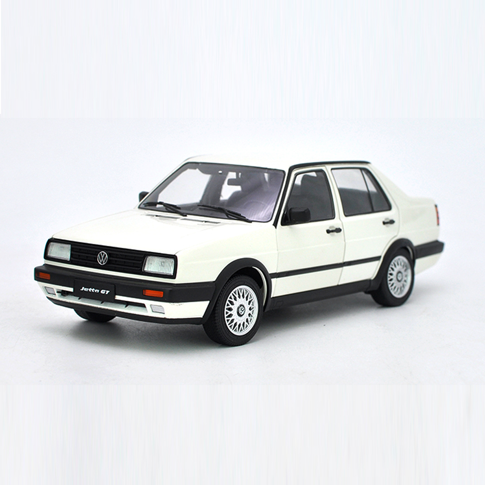 Scale 1 18 Cast Car Model For Volkswagen Old Jetta Kids Children Gift Free Shipping