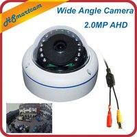 New HD AHD 2 0MP 1080P Analog Fisheye Panoramic Cctv 180 Degree Wide Angle CVBS 15