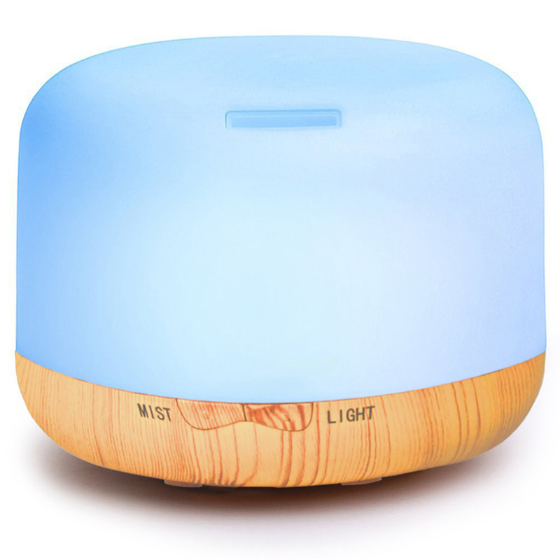 Electric Diffuser Aromatherapy ~ Ml air humidifier essential oil diffuser aroma lamp
