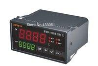 Intelligent PID temperature controller, the input signal thermocouple, PT00, CU50, suitable for incubators, furnaces, etc.