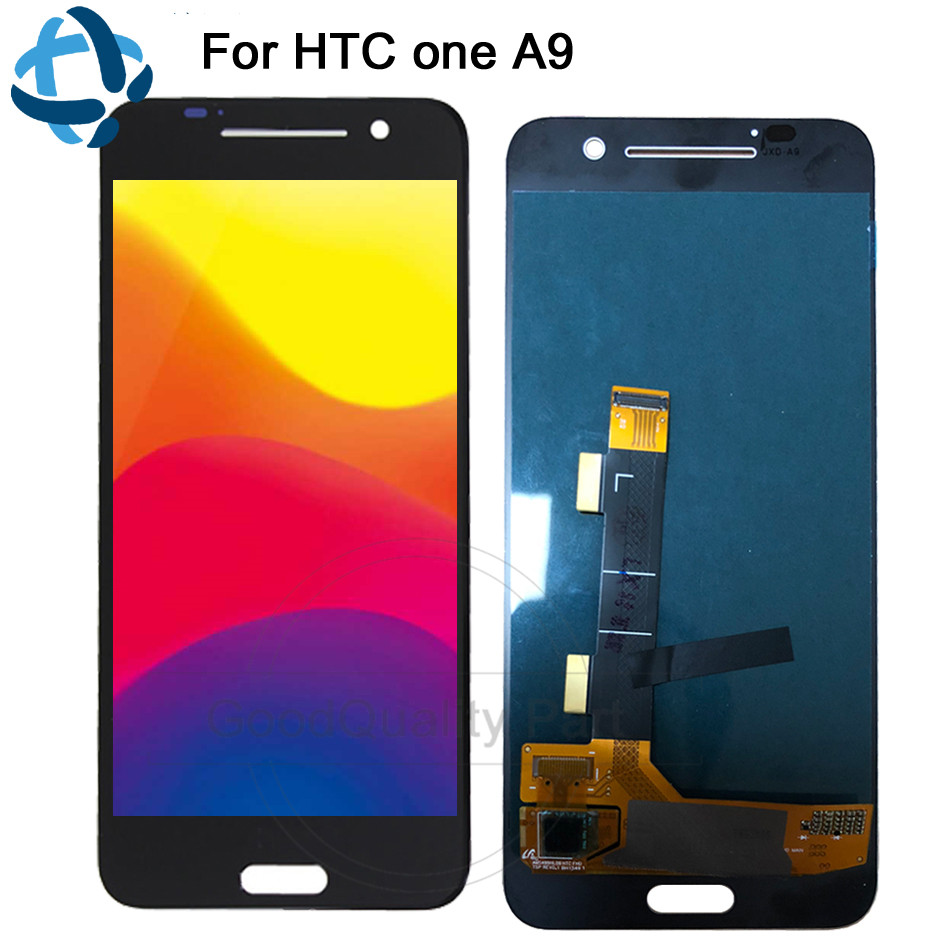 100% Tested AMOLED For HTC A9 LCD Display 5.0For HTC one A9 LCD touch Screen Display Touch Digitizer Assembly replacement 100% Tested AMOLED For HTC A9 LCD Display 5.0For HTC one A9 LCD touch Screen Display Touch Digitizer Assembly replacement