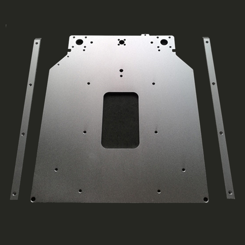 New design um2 heating plate for Ultimaker 2 heat bed Aluminum and oxide surface blasting free shipping