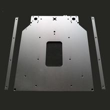 Новый дизайн um2 нагревательный элемент для Ultimaker 2 Тепло Кровать Алюминий и оксид поверхность взрывных Бесплатная доставка