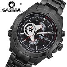 CASIMA Hommes Sport Luxury Brand Montres Mens Militaire Sport Multifonction Bracelet À Quartz Montre De Mode Étanche Mâle Horloge Reloj
