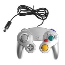 High Quality 2019 Hot Wired Handheld Joystick Gamepad Controller For Nintendo Gamecube Console стоимость