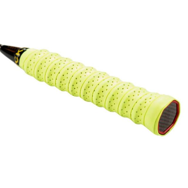 Badminton Clap Rubber Sweat-absorbent Belt Grip With Keel Belt Ribbed With Tennis Racket Handle