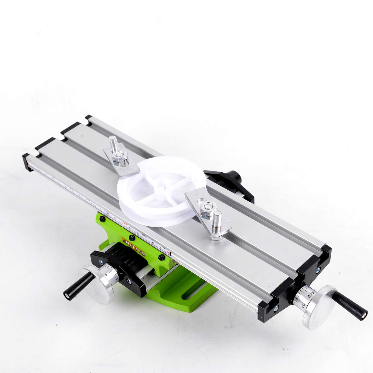 6300 Mini Micro Multi Function Cross Workbench Cross Slide Milling Machine Drill Support Bench Drill Installation
