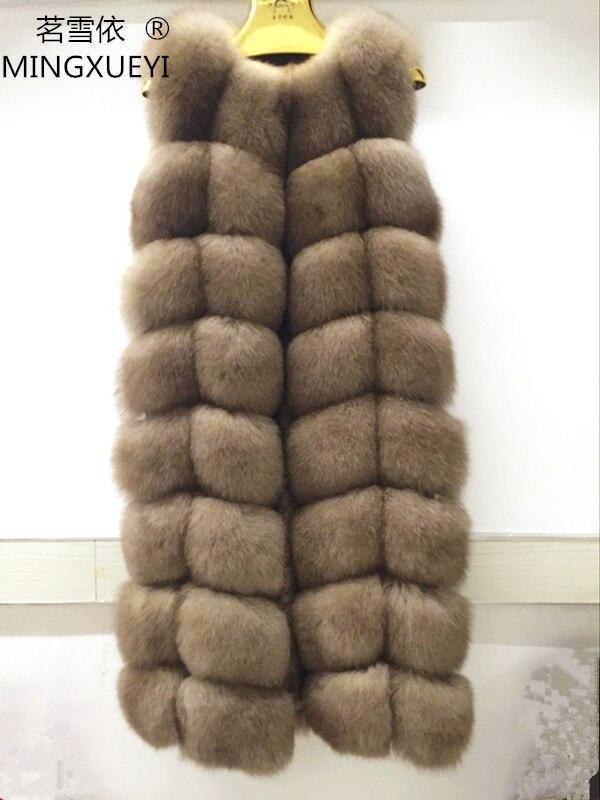 Gilet Renard Cm Belle Longue Fourrure Champagne Mode 90 Sable Livraison De Vêtements Imitation Gratuite u5KJTF1cl3