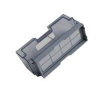 Caixa de filtro de aspirador de pó para ecovacs deebot ozmo 930/DG3G peças robô aspirador de pó poeira bin substituição|Peças p/ aspirador de pó|   -