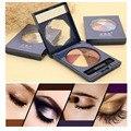 6 Recentes Spenny Jogos/lote Top Sexy Shimmer 6 Cores Cozido Sombra de Olho Maquiagem Brilhante Mini Sombra Smokey Sombra Maquiagem Cosméticos