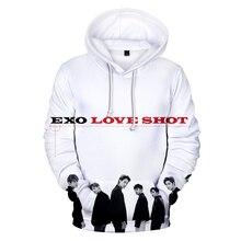EXO 3D Print Hoodies (14 Models)
