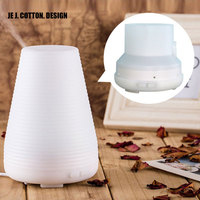 Home Ultrasonic Humidifier Perfumes For Air Humidifiers Aroma Diffuser Mist Maker With 7 Color LED Lights