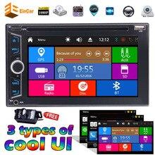 Wireless Backup Camers+double 2Din Car DVD Player Autoradio Stereo Automotive GPS Auto Radio PC Electronics Double Din MP3 Music