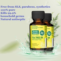 High quality Tea Tree Oil Acne treatment Remove cold flu shrink pore arthritic face care Essential oil Acne remover Massage oil