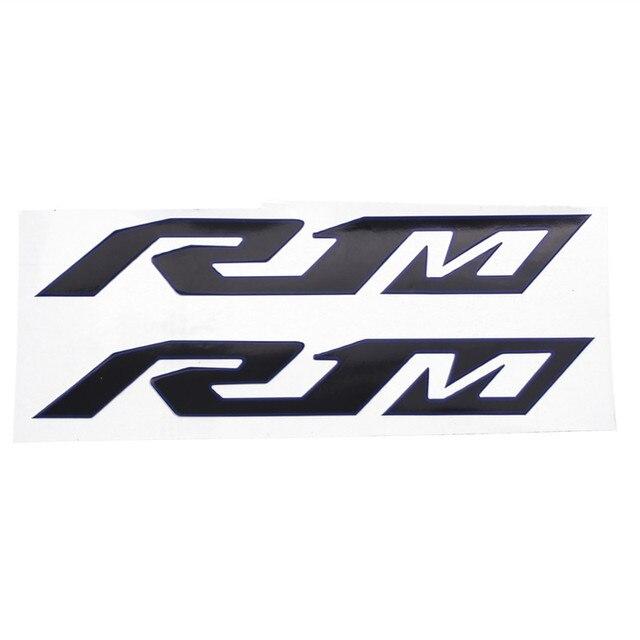 KODASKIN Motorrad 2D Emblem Aufkleber Fur YAMAHA R1 M R1M