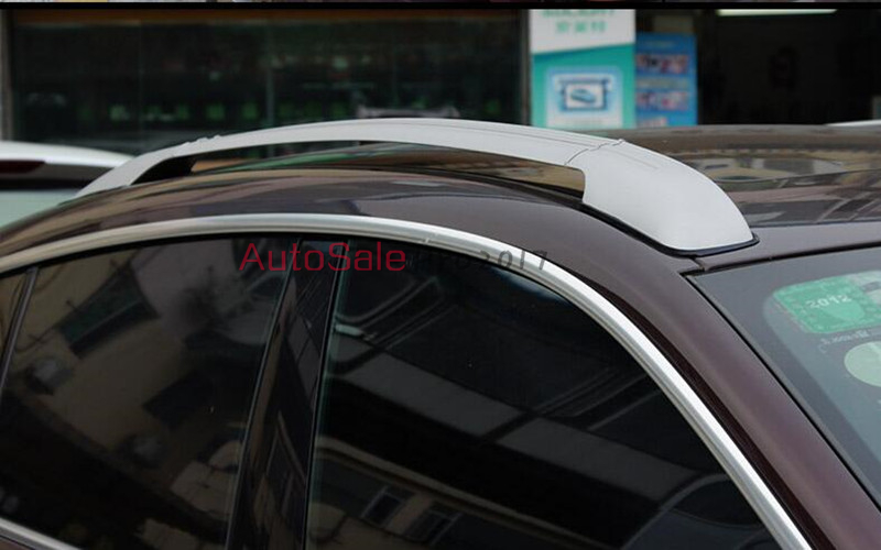 Superior quality Top Roof Rack Rails Bars Cover Aluminium Alloy&ABS For BMW X6 2009 2012 ...