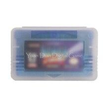 StreetFighter II 32 бит видеоигры картридж консоль карта США Версия для портативной игровой консоли