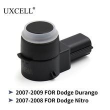 UXCELL 1AF63RXFAA Paraurti Auto di Distanza di Parcheggio Assist Sensor w/Gomma O-Ring Per Dodge Nitro 2007 2008 Per durango 2007-2009
