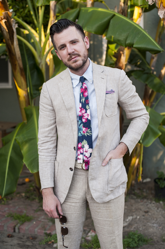2017 Latest Coat Pant Designs Champagne Linen Men Suit ...