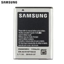 Samsung Original Replacement Battery EB494358VU For Samsung Galaxy Ace S5670 i569 I579 GT-S6102 S6818 S5830 S5660 S7250D 1350mAh mallper replacement 3 7v 1200mah li ion battery for samsung galaxy ace s5830 orange