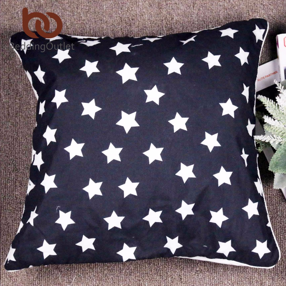 black and white decorative pillows - Black And White Decorative Pillows