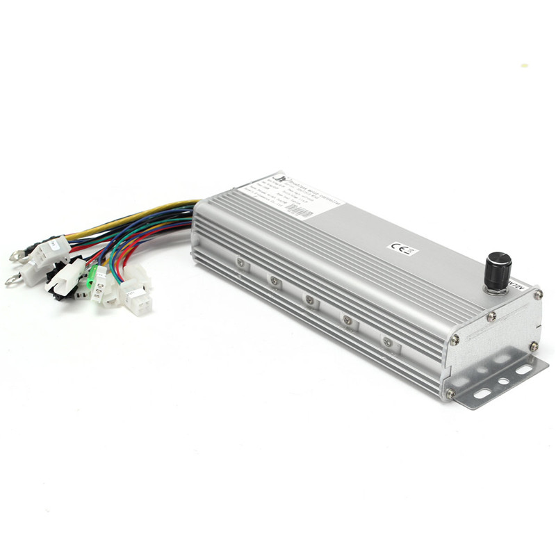 48V/72V 1500W Electric Bicycle Brushless Motor Controller For E-bike & Scooter Hot Sale electric bicycle brushless motor controller 48v 1500w 18 fets for e bike