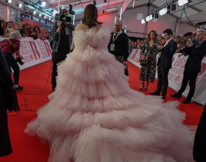 charming-a-line-prom-dresses-blush-pink-tiered-tulle-red-carpet-formal-dress-deep-v-neck-high-low-pom-gowns-evening-wear