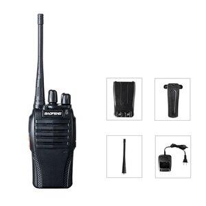 Image 5 - 2 pièces 100% Original Baofeng BF 999s UHF hôtel communicateur émetteur récepteur de poche jambon Radio lampe de poche 999S CB Radio Walky Talky