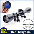 3-9x40 Hunting Scope Riflescope Mil Dot Air Air Riflescope Gun riflescope/Air Optics Sniper Hunting Scope With 20mm Rail Mount