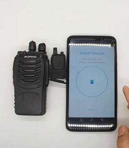 Image 5 - Talkie walkie bluetooth sans fil adaptateur de programmation avec emplacement gps partager pour baofeng uv 5r bf 888s anysecu station de radio