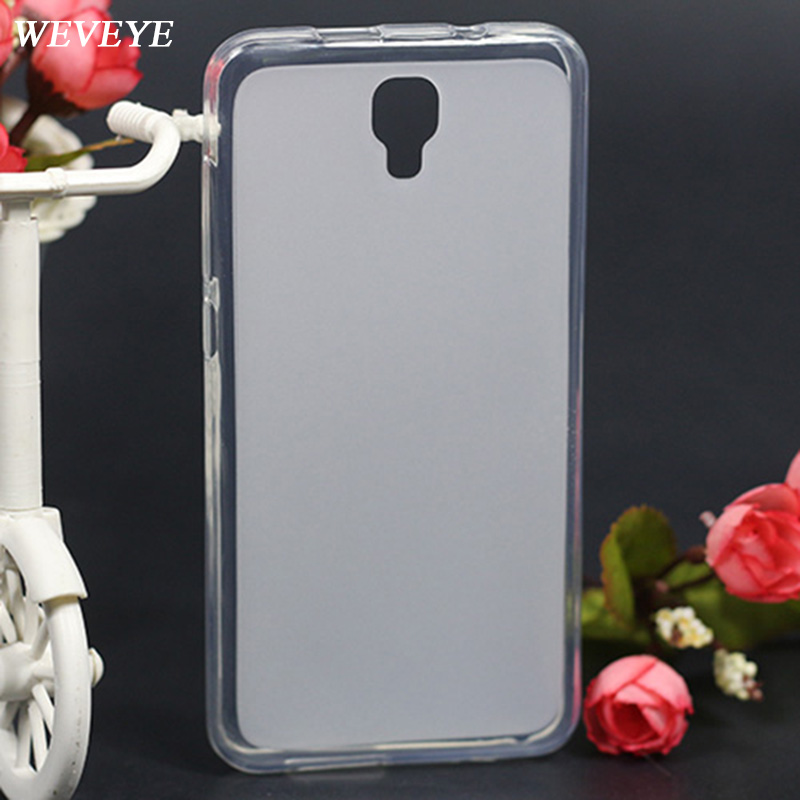 "For Fly FS504 Cirrus 2 Case Soft TPU Silicone Protective Phone Cover DIY Back Case For Fly FS504 5.0"" inch Phone Cases"