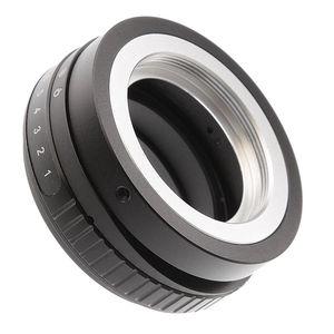 Image 4 - הטיה מתאם טבעת אינסוף פוקוס עבור M42 הר עדשה כדי Fujifilm X FX X Pro2 X Pro1 XT20 XT10 XA2 XE2 מצלמות