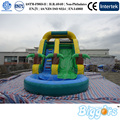 2016 Fashionable Childrenn's Water Games  Inflatable Slide For Indoor