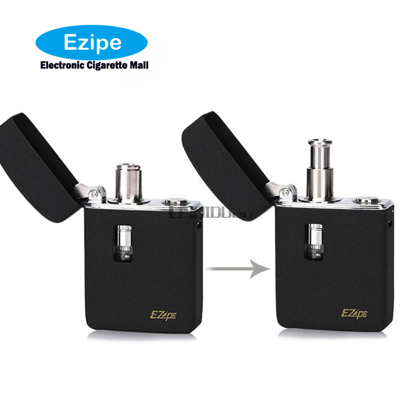 DHL FREE 100% original Fumytech Ezipe Vape Kit 2ml With Fumy Cartridge A & B 1300mah Battery Kit vaporizer nokiva dragon bal new original fx2n 48mr 001 with free dhl