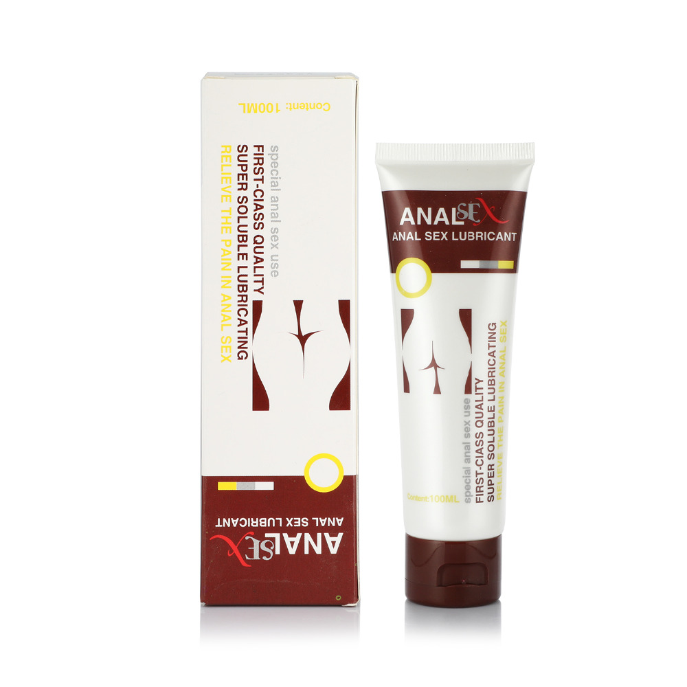 Water Based Anal Sex Lubricant for Relieve the Pain in Anal Pain Relief Anti-pain Grease Anal Sex Lube For Men Gay Women Sex Toy