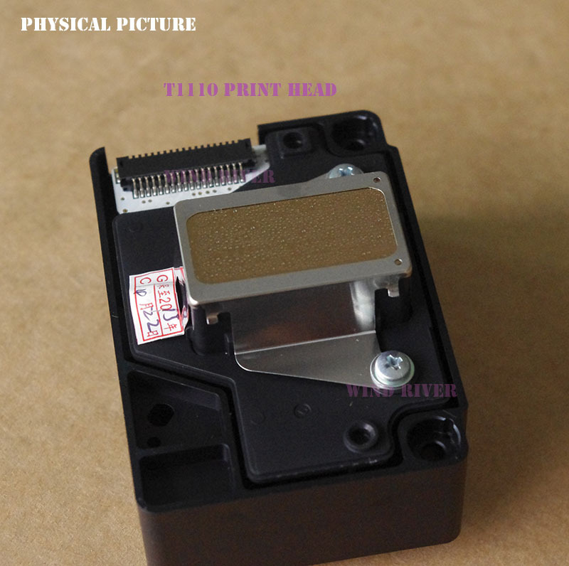 100% New Original Printhead Print Head Printer Head for Epson ME1100 T1100 T1110 ME70 C110 T30 ME650FN TX510 F185000 Nozzle me1100 me70 me650fn c110 printhead f185010 185000