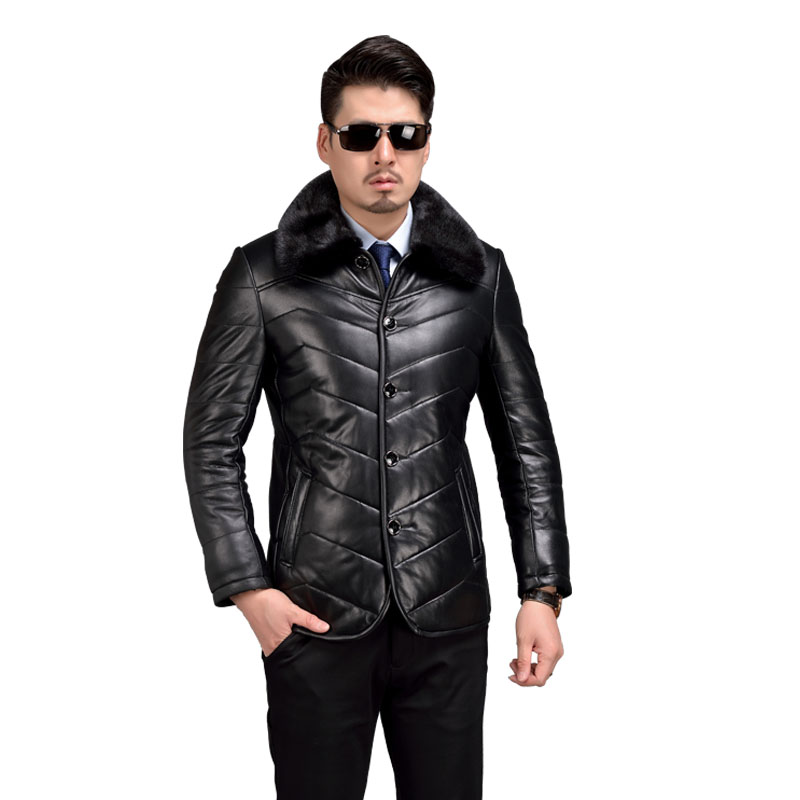 online get cheap mens shearling coats aliexpresscom