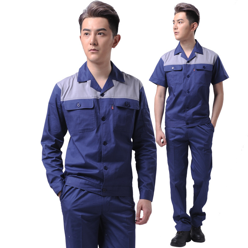 Back To Search Resultssecurity & Protection Dynamic Men Short/long Sleeve Workwear Suit Wear-resistant Security Overalls For Repairman Machine Auto Repair Electric Welding Commodities Are Available Without Restriction Workplace Safety Supplies