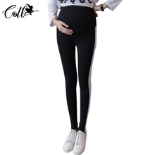Maternity Leggings Skinny Pregnant Women Stretch Legging Fashion Autumn Long Pants Patchwork Slim Fit Jegging Plus Size