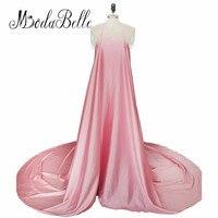 Modabelle жемчуг беременность платье длинный шлейф вечерние платья для беременных женщин с открытой спиной Большие размеры средства ухода за к