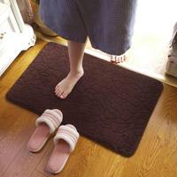 Tapete Para Banheiro,Memory Bathroom Mat Rug,Thicken Memory Foam Carpet,Anti Slip Kitchen Door Floor Mats Soft Bathroom Carpet