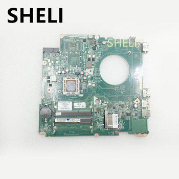 SHELI FOR HP 809986-001 Laptop Motherboard Pavilion 17-P 17Z-P DAY21AMB6D0 A8-7050M CPU DDR3 100% Tested