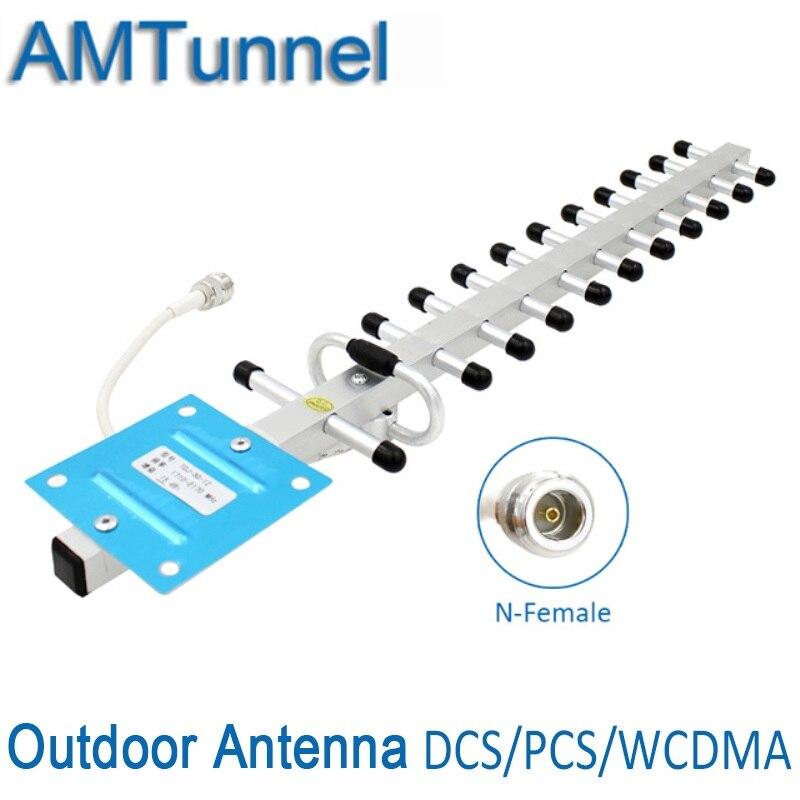 3g 4g antenne 3g yagi antenne 4g 3g outdoor antenne 15dBi 4g LTE externe antenne mit N weibliche für Signal Repeater Booster