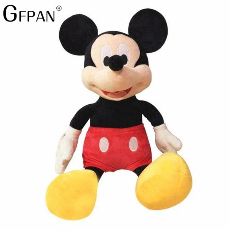 Vip link für drop versand Gefüllte Mickey & Minnie Maus Plüsch Spielzeug Puppen Geburtstag Hochzeit Geschenke Für Kinder Baby Kinder