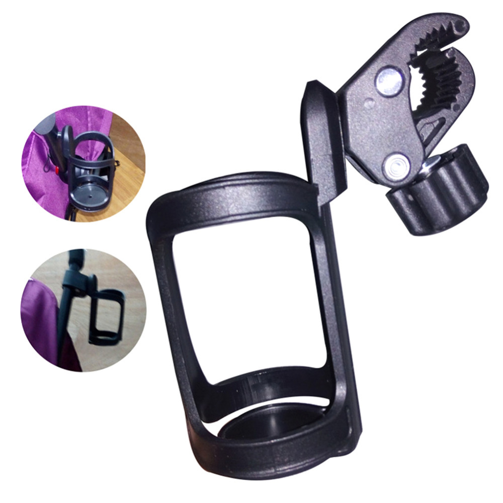 Baby Stroller Accessories Cup Holder Baby Carriages Universal Cup Holder Baby Pram Nursing Bottle Umbrella rack stainless steel metal cup display rack cup potting plant holder showing desktop stand cup holder rack furniture accessories