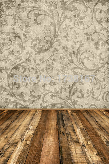 Thin vinyl photography backdrops photo studio photographic background for children wedding hot sell and wall F319 wooden floor and brick wall photography backdrops computer printing thin vinyl background for photo studio s 1120