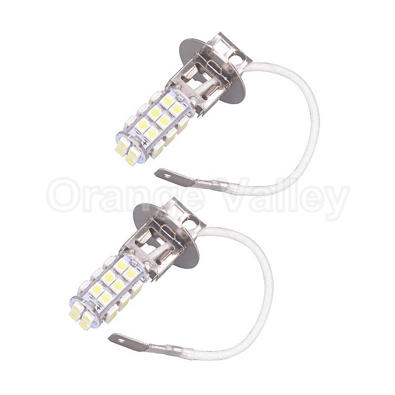 2Pcs Best Price White H3 28 LED 3528 SMD 1210 Car Auto Light Source Headlight Fog Head Signal Lamp Bulb DC12V mymei best price new portable 3 5mm pillow speaker for mp3 mp4 cd ipod phone white