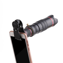 Telescope Lenses in Mobilephone Profession 22X Manual Focus Telephoto zoom Metal HD Optical Glass Phone Lens Camera with Tripod