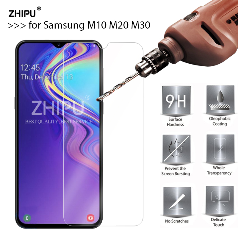 Tempered Glass For Samsung Galaxy M10 M20 M30 Glass Screen Protector 2.5D 9H Premium Tempered Glass For Samsung M10 M20 M30 FilmTempered Glass For Samsung Galaxy M10 M20 M30 Glass Screen Protector 2.5D 9H Premium Tempered Glass For Samsung M10 M20 M30 Film