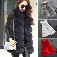 100% Real Fox Fur Vest,70CM Mid Luxury Women Winter Natural Fur Vest,Coat Female,Fox Fur Vest,Top Quality Real Fur Coat Vest
